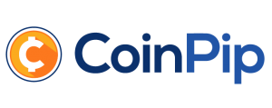 CoinPip - sign up now at www.coinpip.com